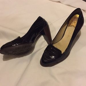 Loafer pumps, worn a handful of times only